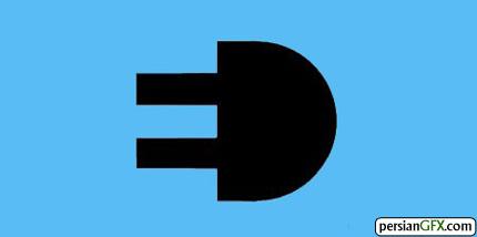 لوگوی ساده، لوگو را Tag Line (توضیح کوچک زیر لوگو) نکنید