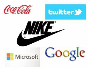 برند های معروف با لوگو ارزان