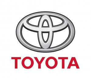 اسرار نهفته لوگو Toyota