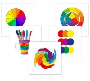 اهمیت هماهنگی یا هارمونی رنگ ها در طراحی لوگو