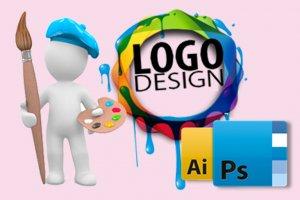 آموزش اتو زدن طراحی لوگو با دست