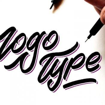 طراحی لوگو با استفاده از اسم فارسی