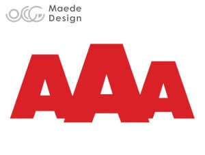 طراحی لوگو با نرم افزار AAA Logo
