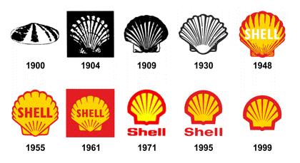 تاریخچه طراحی لوگو