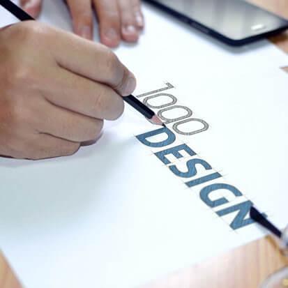 قانون اشکال در طراحی لوگو