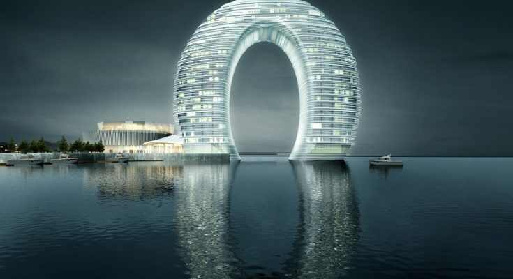 طراحی لوگو معماری