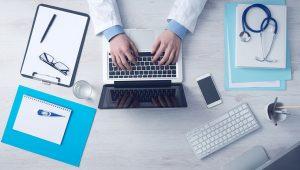 طراحی لوگو خدمات پزشکی